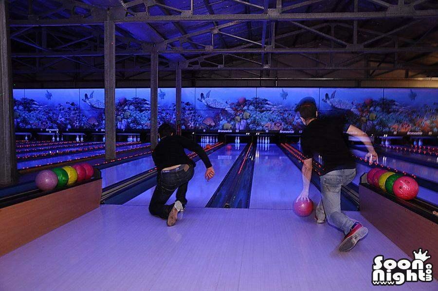 anniversaire bowling st etienne
